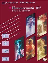 Cover Duran Duran - Hammersmith '82! [DVD]